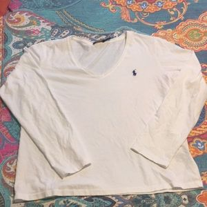 Pair of Polo Long-Sleeve T-Shirts